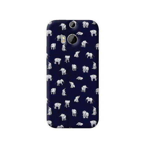 Baby Elephants HTC One M8 Case