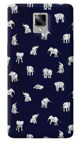 Baby Elephants Oneplus 3/ 3T Case