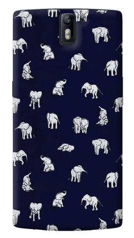 Baby Elephants Oneplus One