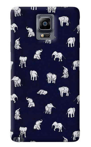 Baby Elephants Samsung Galaxy Note 4 Case