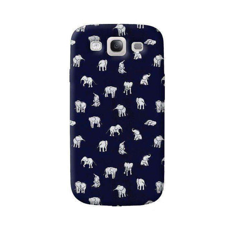 Baby Elephants Samsung Galaxy S3 Case