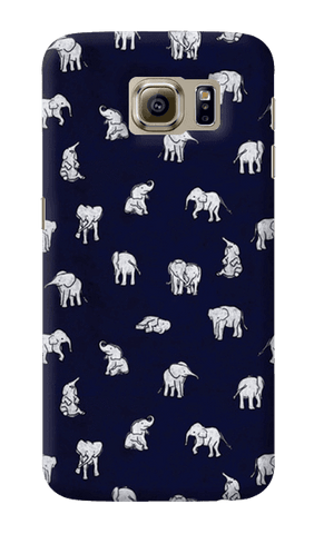 Baby Elephants Samsung Galaxy S6 Case
