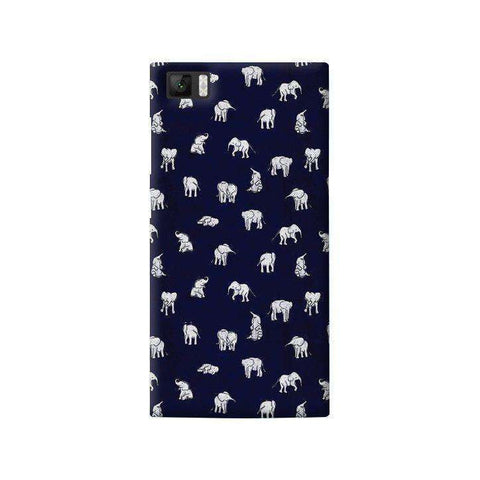 Baby Elephants Xiaomi Mi3 Case