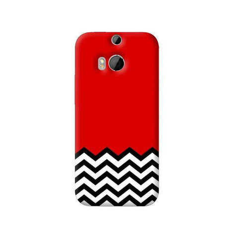 Back Lodge Dreams  HTC One M8 Case