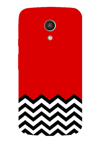 Back Lodge Dreams  Motorola Moto G 2nd Gen Case