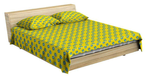 Banana Attack Double Bedding Set