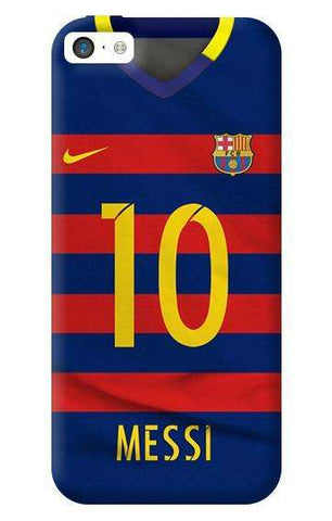 Barcelona Messi   Apple iPhone 5C Case