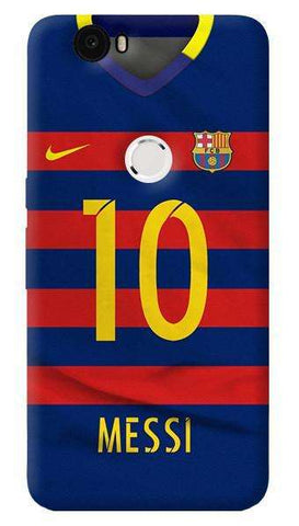 Barcelona Messi   Nexus 6P Case