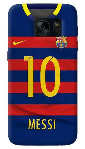 Barcelona Messi   Samsung Galaxy S7 Case