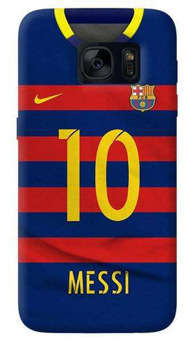 Barcelona Messi   Samsung Galaxy S7 Edge Case