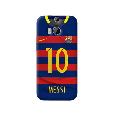 Barcelona Messi  HTC One M8 Case