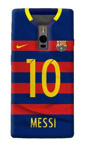 Barcelona Messi  OnePlus Two Case