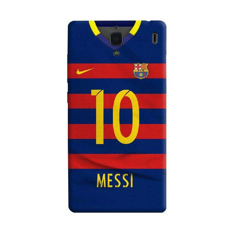 Barcelona Messi  Xiaomi Redmi 1S Case