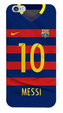 Barcelona Messi Apple iPhone 6/6S Case