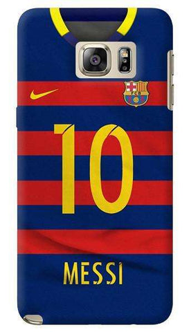 Barcelona Messi Samsung Galaxy Note 5 Case