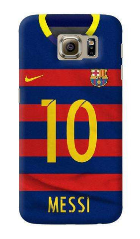 Barcelona Messi Samsung Galaxy S6 Case