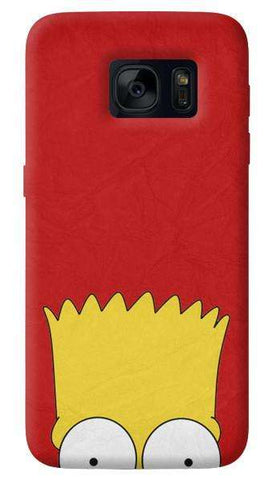 Bart   Samsung Galaxy S7 Case