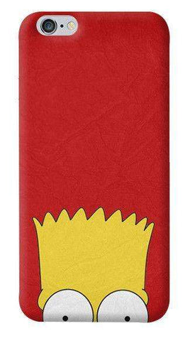 Bart Apple iPhone 6/6S Case