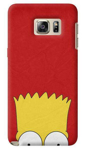 Bart Samsung Galaxy Note 5 Case