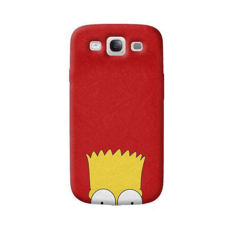 Bart Samsung Galaxy S3 Case