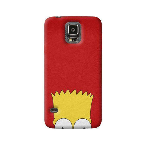 Bart Samsung Galaxy S5 Case