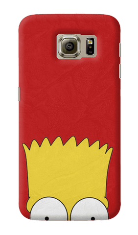 Bart Samsung Galaxy S6 Case