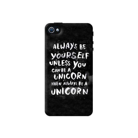 Be A Unicorn Apple iPhone 4/4S Case