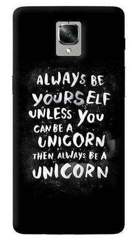 Be A Unicorn Oneplus 3/ 3T Case