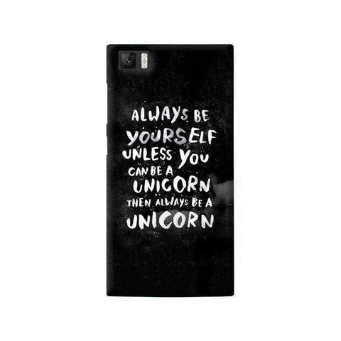 Be A Unicorn Xiaomi Mi3 Case