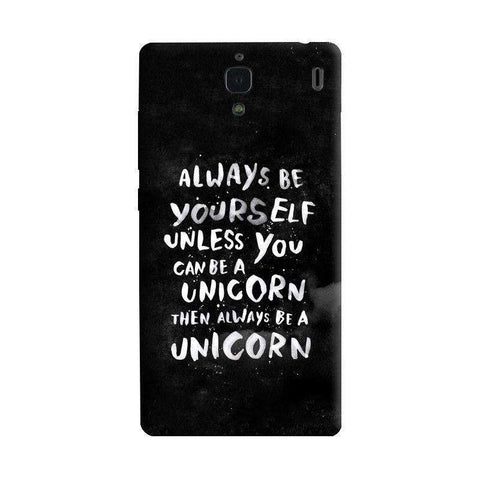 Be A Unicorn Xiaomi Redmi 1S Case
