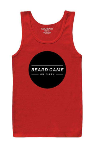 Beard Game Tank Top