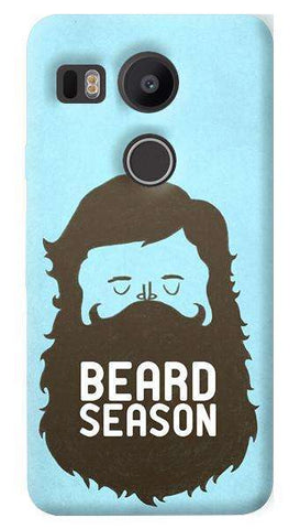 Beard Season Case  Nexus 5X Case