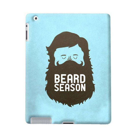 Beard Season Case Apple iPad Case