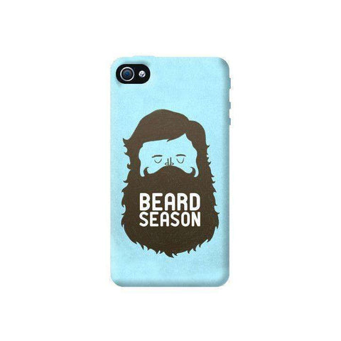 Beard Season Case Apple iPhone 4/4S Case