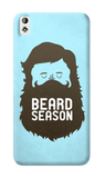 Beard Season HTC Desire 816 Case