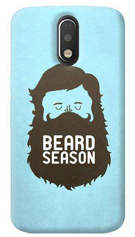 Beard Season Motorola Moto G4/ G4 Plus Case
