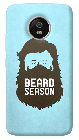 Beard Season Motorola Moto G5 Plus Case
