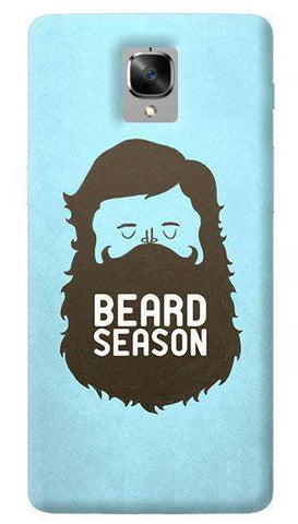 Beard Season Oneplus 3/ 3T Case