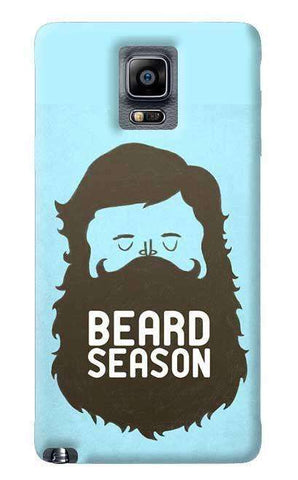 Beard Season Samsung Galaxy Note 4 Case