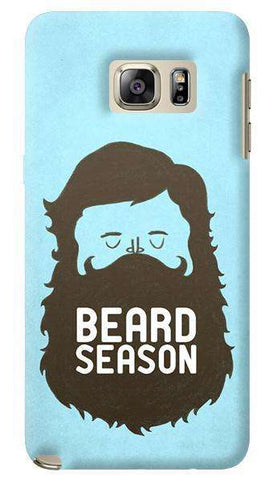 Beard Season Samsung Galaxy Note 5 Case