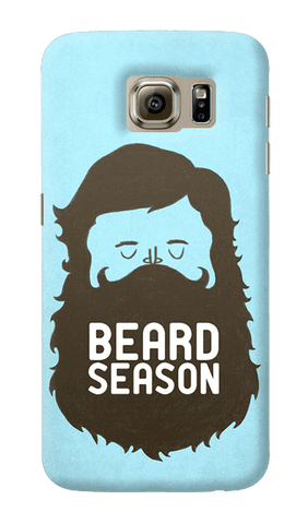 Beard Season Samsung Galaxy S6 Case