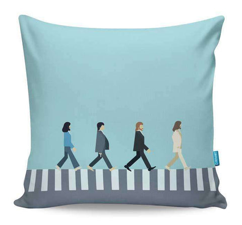 Beatles Minimal Cushion Cover