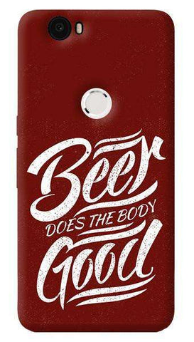 Beer Does God   Nexus 6P Case