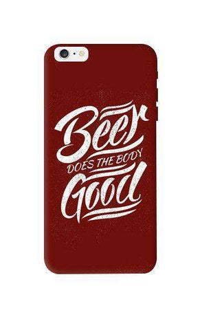 Beer Does God Apple iPhone 6 Plus Case
