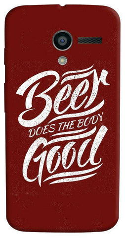 Beer Does God Motorola Moto X Case