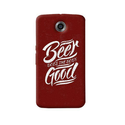 Beer Does God Nexus 6 Case
