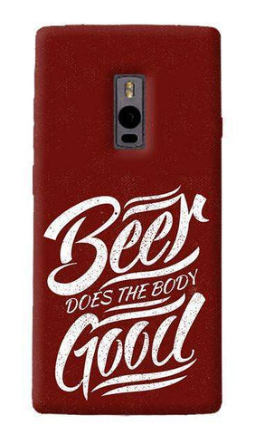 Beer Does God OnePlus Two Case