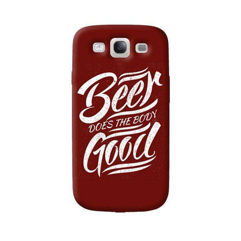 Beer Does God Samsung Galaxy S3 Case