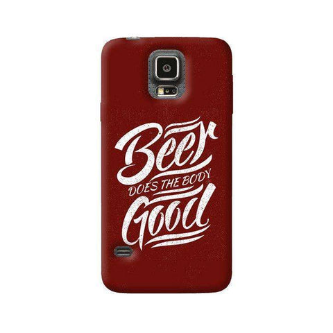 Beer Does God Samsung Galaxy S5 Case