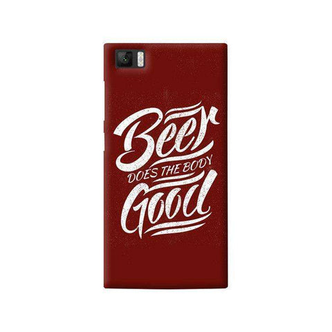 Beer Does God Xiaomi Mi3 Case